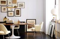 Saarinen Executive Armchair with Metal Legs - Design ...