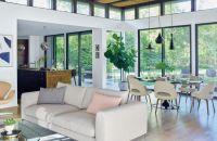 Saarinen Executive Side Chair with Wood Legs - Design ...