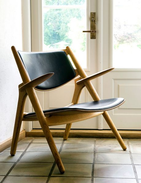 hans wegner chairs design within reach iron table and set sawbuck chair -