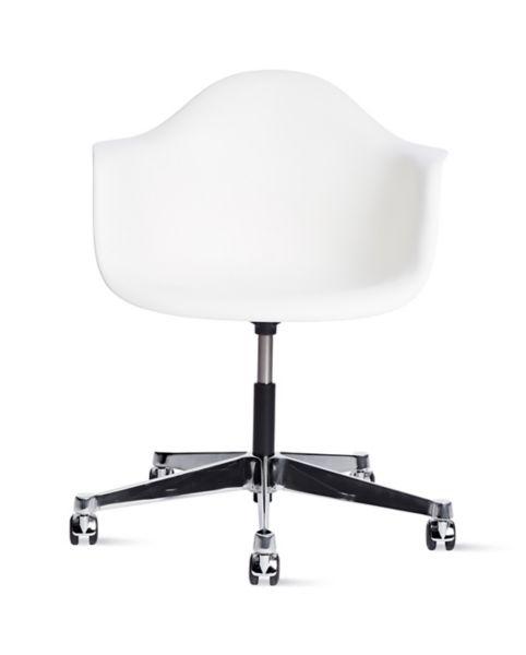 eames chair white 10 dining table set task armchair herman miller