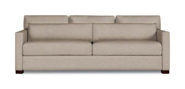 comfortable cheap sleeper sofa leather retailers suppliers vesper queen design within reach king