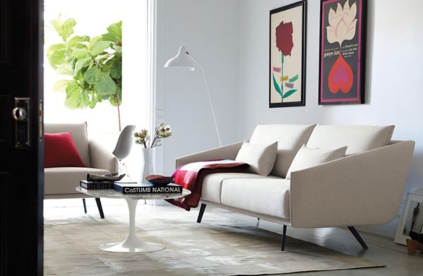 dwr theatre sofa review sure fit durham one piece slipcover beautiful reid design within reach