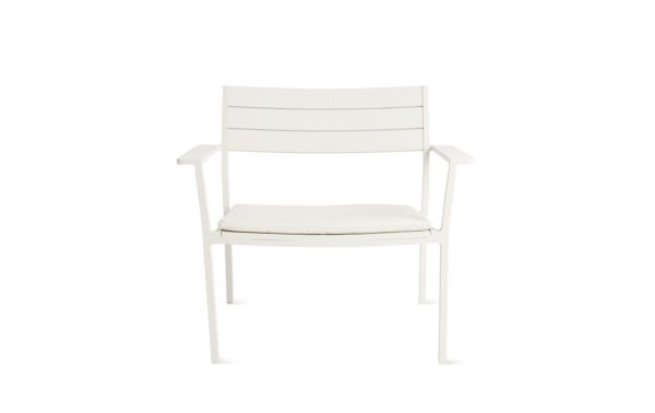 white lounge chair cushions outdoor dining chairs bunnings eos cushion design within reach images