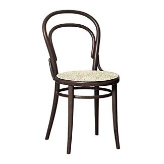 bentwood cane seat chairs rattan chair era with design within reach