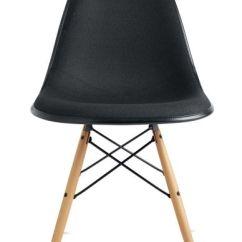 Eames Fiberglass Chair Christmas Covers Gold Molded Side Dowell Base Upholstered Herman Miller