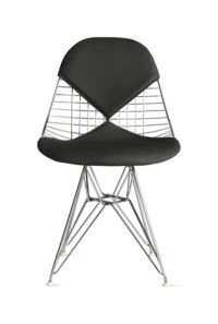 Eames Wire Chair with Bikini Pad - Herman Miller