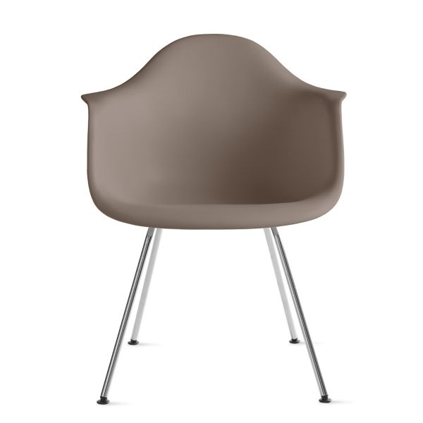 eames arm chair lifts for homes molded plastic armchair 4 leg base herman miller