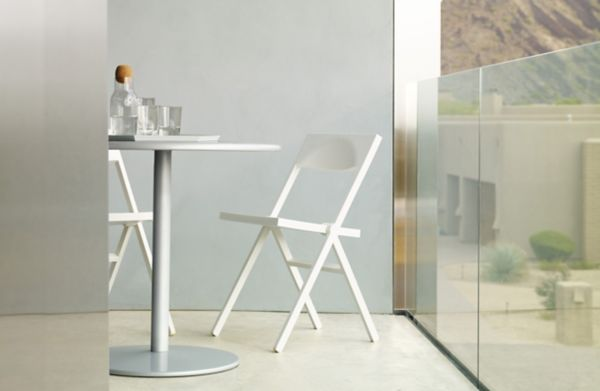 Piana Folding Chair  Design Within Reach