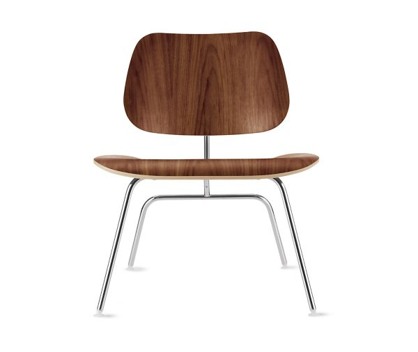 eames chair herman miller best lounge for back molded plywood with metal base