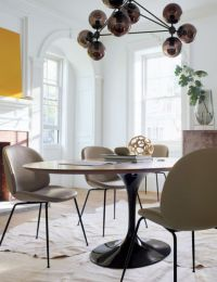Saarinen Oval Dining Table - Design Within Reach