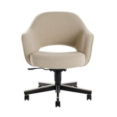 Desk Chair With Wheels Custom Made Dining Covers Australia Explore Modern Office Chairs Design Within Reach