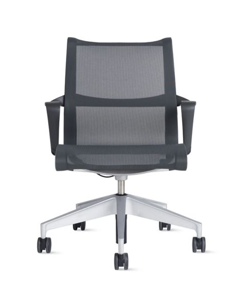 desk chair herman miller assisted lift setu