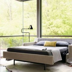 Dwr Sleeper Sofa And Loveseat Slipcovers Sets Vesper Queen Design Within Reach