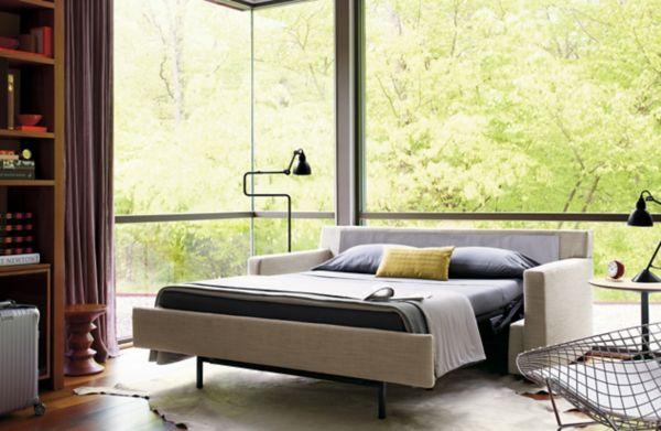 dwr bay sleeper sofa review bed informa 2018 queen henry deluxe west