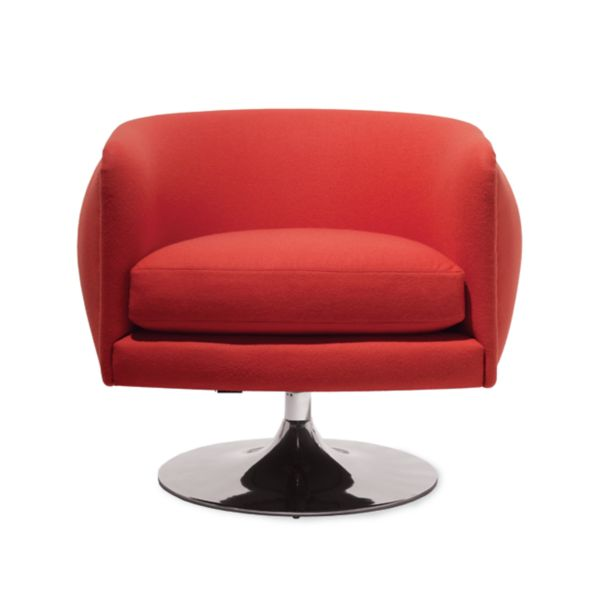 swivel lounge chairs leather target d urso design within reach