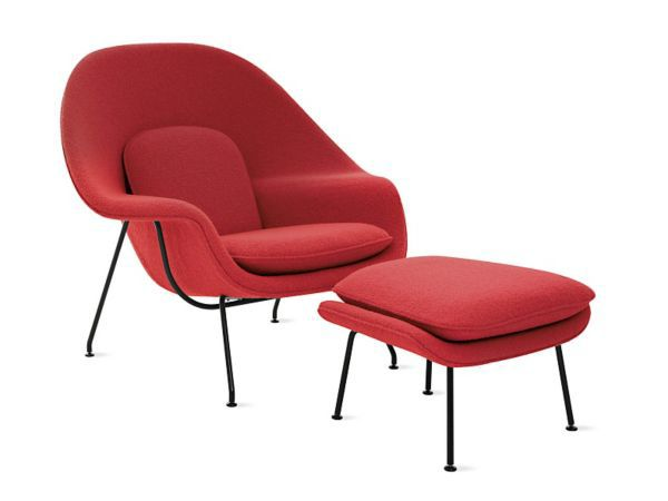 dwr womb chair chairs that help you stand up and ottoman design within reach