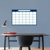 Medium 1-Month Dry Erase Calendar Wall Decal | Shop ...