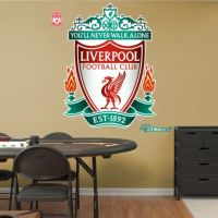 Manchester United Crest Wall Decal | Shop Fathead for ...
