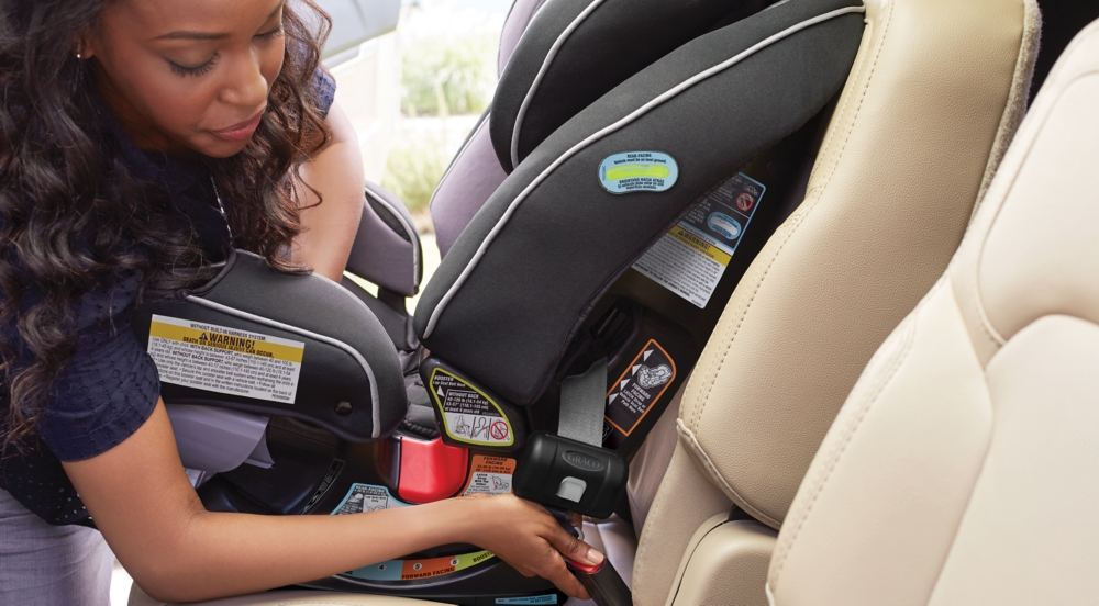 LATCH – Learn the Car Seat Safety Lingo   Graco®