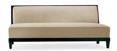 armless sofas best mid century carmel sofa hbf furniture hlc301 023 master
