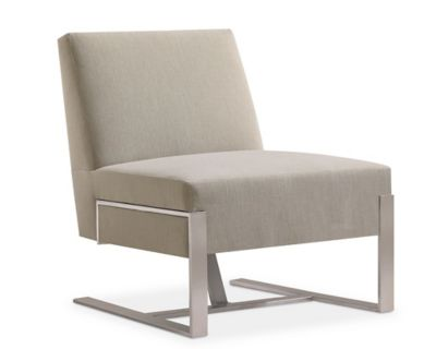 Fine Line Armless Lounge Chair Hbf Furniture