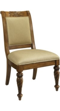 Grand Cayman Upholstered Dining Chair | Havertys