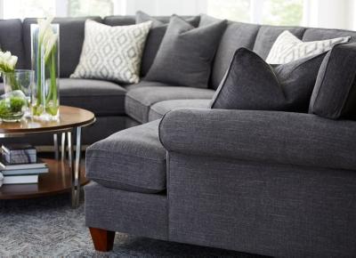 broyhill laramie sofa fabric psychic forum sectional sofas havertys sectionals ...