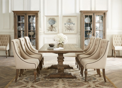 Avondale Upholstered Dining Chair Havertys