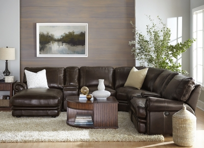 bentley leather sofa reviews tan brown bed sectionals | havertys