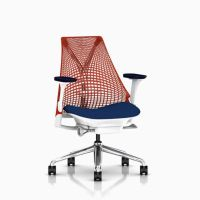 Eames Molded Wood Side Chair Wire Base - Herman Miller