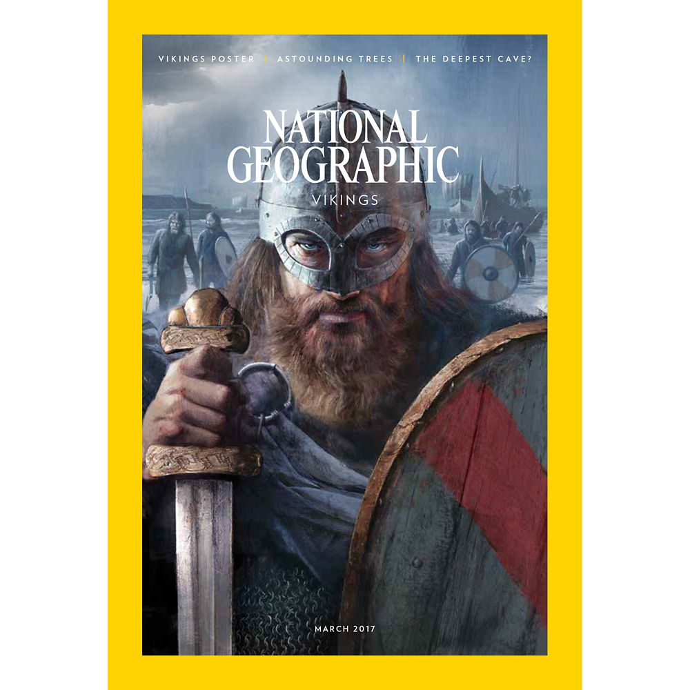 National Geographic Magazine US Delivery National
