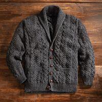 Men's Irish Sweater Vest - National Geographic Store