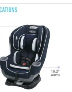also extend fit convertible car seat gracobaby rh