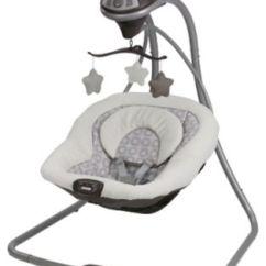 Graco Swing Chair Zebra Medicine Ball Benefits Baby Swings Simple Sway