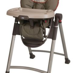 Graco Slim Spaces High Chair Nash Fishing Accessories Highchairs| Gracobaby.com