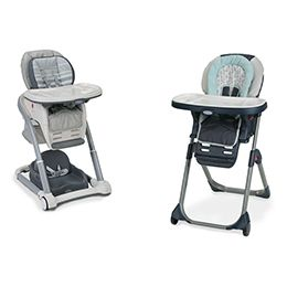 swing chair for 5 year old wedding covers bride and groom graco baby products all highchairs