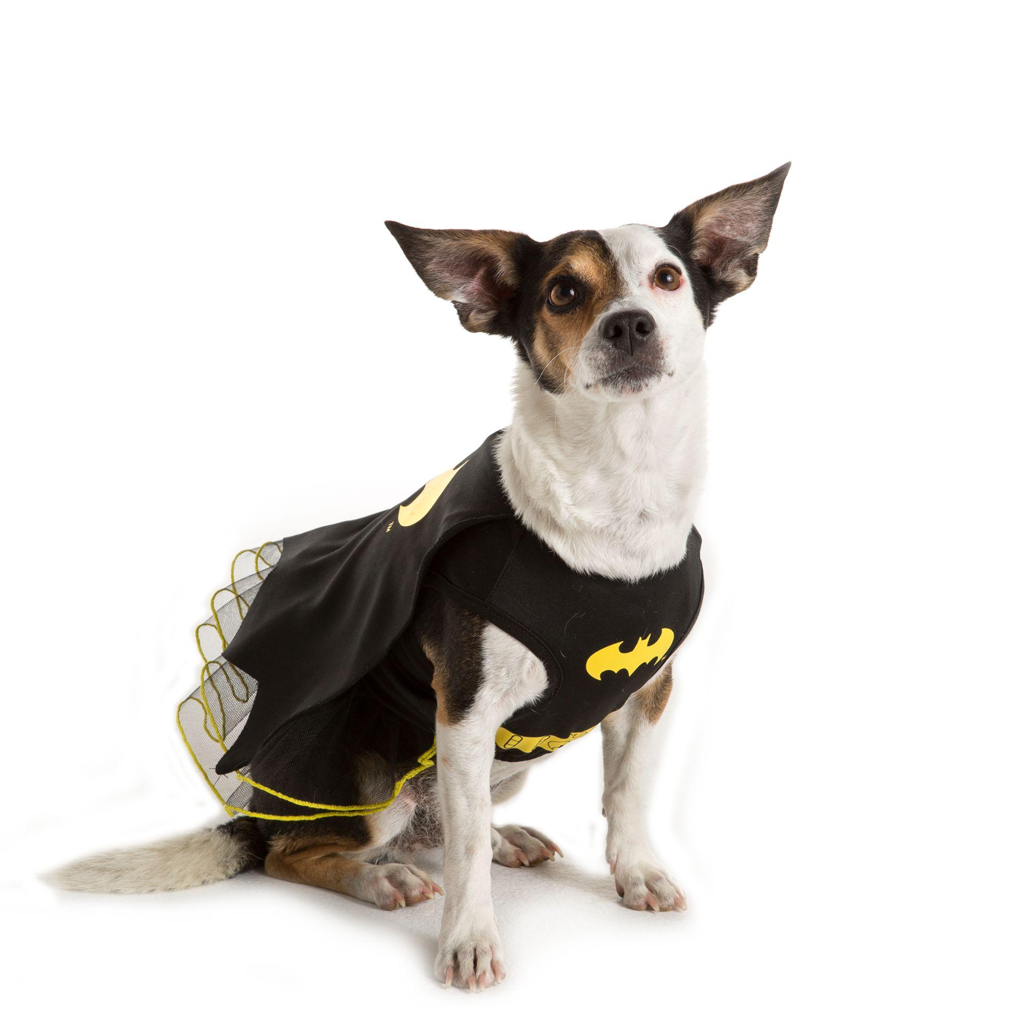 DC Comics Batman Dress Pet Costume