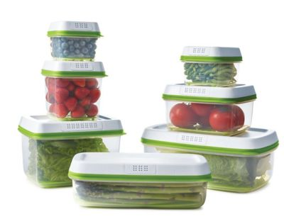 rubbermaid kitchen storage containers large play food