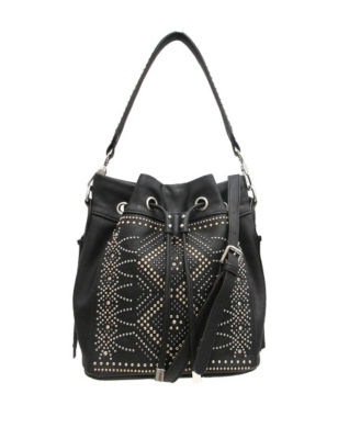 Chinese Laundry Pinstud Bucket Crossbody Bag Stage Stores
