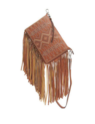 Chinese Laundry Long Fringe Convertible Clutch Stage Stores