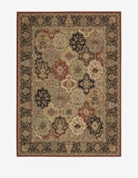 Kathy Ireland Lumiere Oriental Multicolored Rug