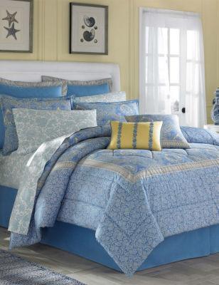Upc 883893140226 - Laura Ashley Prescot Comforter Set King