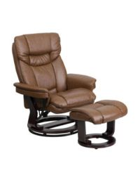 Swivel Recliner & Ottoman | Stage Stores