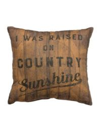Primitives by Kathy Country Sunshine Decorative Pillow ...