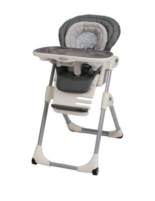 graco slim spaces high chair jack daniels whiskey barrel table and chairs highchair manor stage stores