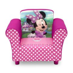 Minnie Mouse Upholstered Chair Yoga For Seniors Breathing Exercises Stage Stores Title