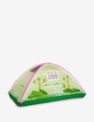Pacific Play Tents Twin Size Cottage Bed Tent
