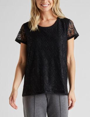 Valerie stevens black shirts  blouses also women  dresses handbags stage rh