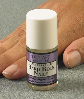 hard rock nails - 0.43-oz. personal