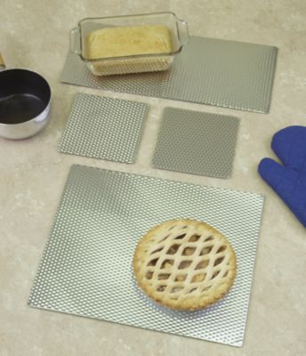 cushioned kitchen mats americana island insulated and trivets - tabletop signatures
